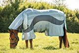 Horseware Amigo Evolution Fliegendecke Ekzemerdecke Silver/ Dark Grey (155)