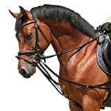 Pfiff 004527 Dreieckszügel, Wiener Zügel Laufferzügel Brandelzügel, Pony Full