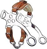 Hackamore Leder mit Kunstfell Kurze Anzüge Gr. Pony