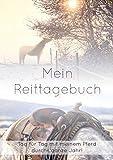 Mein Reittagebuch - XXL Edition: Mit meinem Pferd durchs ganze Jahr