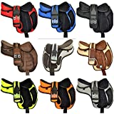 Y & Z Unternehmen Synthetische baumlosen Freemax Western Pferd Sattel 38,1cm zu 45,7cm...